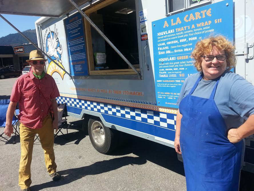 Greek Food Truck Squamish